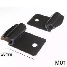 Sonnenschutz Blenden Metallclip Typ M01 (2 Stk.)