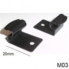 Sonnenschutz Blenden Metallclip Typ M03 (2 Stk.)