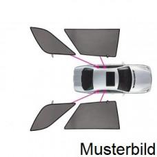 Sonnenschutz Blenden für Volvo S40 4 Türen 2004-2012 Nur Seitenscheiben