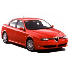 Sonnenschutz Blenden für Alfa Romeo 156 4 Türen 1997-2006