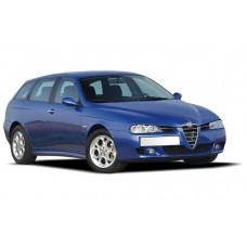 Sonnenschutz Blenden für Alfa Romeo 156 Sportwagen 1997-2006