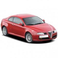 Sonnenschutz Blenden für Alfa Romeo GT Coupé 2003-2010 nur Seitenscheiben