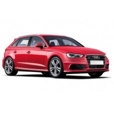 Sonnenschutz Blenden für Audi A3 Typ 8V Sportback 2012-2020