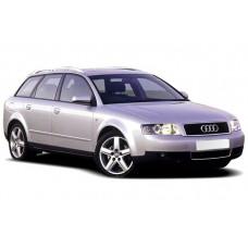 Sonnenschutz Blenden für Audi A4 Avant 2000-2008