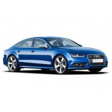 Sonnenschutz Blenden für Audi A7 (Typ 4G) 5 Türen 2010-2018