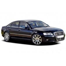 Sonnenschutz Blenden für Audi A8 4 Türen 2003-2010