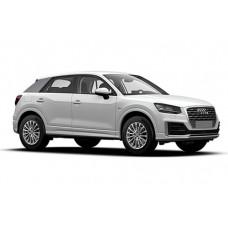 Sonnenschutz Blenden für Audi Q2 (Type GA) 5 Türen 2016-