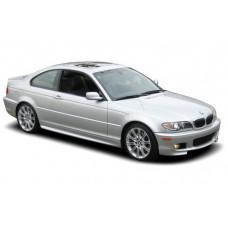 Sonnenschutz Blenden für BMW 3er E46 Coupé 2 Türen 1998-2005