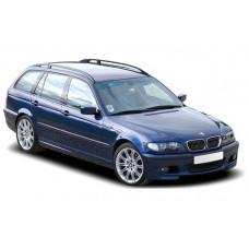 Sonnenschutz Blenden für BMW 3er E46 Touring 1998-2005