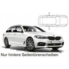 Sonnenschutz Blenden für BMW 5er G31 Touring 2017- nur hintere Seitentürenscheiben
