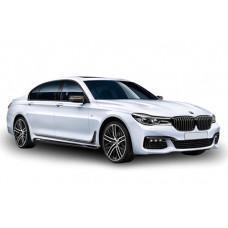 Sonnenschutz Blenden für BMW 7er G11 4 Türen 2015-