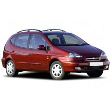 Sonnenschutz Blenden für Chevrolet Tacuma 5 Türen 2000-2008