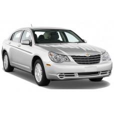 Sonnenschutz Blenden für Chrysler Sebring 4 Türen 2006-2011