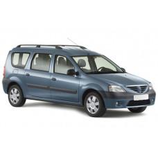 Sonnenschutz Blenden für Dacia Logan MCV 5 Türen 2006-2013