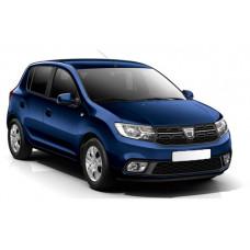 Sonnenschutz Blenden für Dacia Sandero 5 Türen 2007-2012