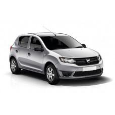 Sonnenschutz Blenden für Dacia Sandero & Stepway 2012-2020
