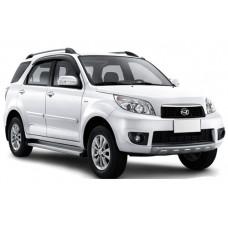 Sonnenschutz Blenden für Daihatsu Terios 5 Türen 2006-2017