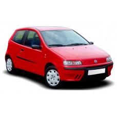 Sonnenschutz Blenden für Fiat Punto 3 Türen 1999-2009