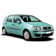 Sonnenschutz Blenden für Fiat Punto 5 Türen 2003-2010
