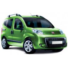 Sonnenschutz Blenden für Fiat Qubo 5 Türen 2008-