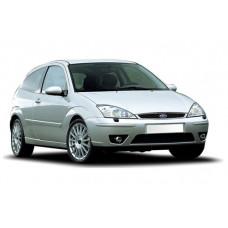 Sonnenschutz Blenden für Ford Focus 3 Türen 1998-2004