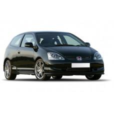 Sonnenschutz Blenden für Honda Civic 3 Türen 2001-2005