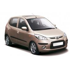 Sonnenschutz Blenden für Hyundai i10 (ohne Heckspoiler) 5 Türen 2007-2013