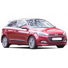 Sonnenschutz Blenden für Hyundai i20 5 Türen 2014-2020