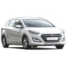 Sonnenschutz Blenden für Hyundai i30 GD/GH Kombi 2012-2017