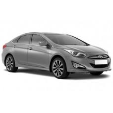 Sonnenschutz Blenden für Hyundai i40 4 Türen 2011-2019
