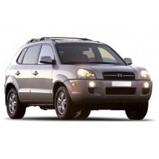 Sonnenschutz Blenden für Hyundai Tucson 5 Türen 2005-2009