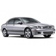 Sonnenschutz Blenden für Jaguar X Type 4 Türen 2004-