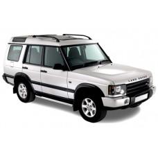 Sonnenschutz Blenden für Land Rover Discovery 2 - 5 Türen 1999-2005