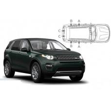 Sonnenschutz Blenden für Land Rover Discovery Sport L550 - 5 Türen 2014-2020