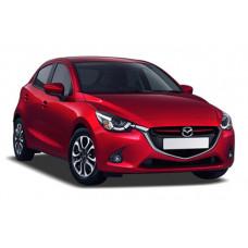 Sonnenschutz Blenden für Mazda 2 (Typ DJ) 5 Türen 2014-