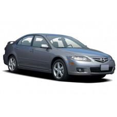 Sonnenschutz Blenden für Mazda 6 5 Türen 2002-2007