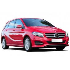 Sonnenschutz Blenden für Mercedes-Benz B-Klasse W246 5 Türen 2012-2019