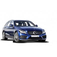 Sonnenschutz Blenden für Mercedes-Benz C-Klasse S205 Kombi 2014-