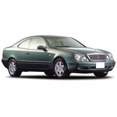 Sonnenschutz Blenden für Mercedes-Benz CLK W208 2 Türen 1996-2002