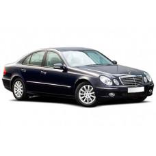 Sonnenschutz Blenden für Mercedes-Benz E-Klasse W211 4 Türen 2002-2008