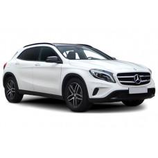 Sonnenschutz Blenden für Mercedes-Benz GLA (X156) 5 Türen 2014-2020