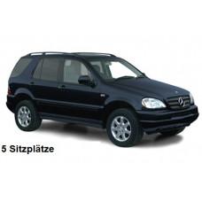 Sonnenschutz Blenden für Mercedes-Benz ML M-Klasse W163 5 Türen / 5 Sitzplätze 1998-2005