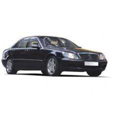 Sonnenschutz Blenden für Mercedes-Benz S-Klasse W220 4 Türen 1998-2005