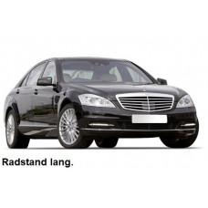 Sonnenschutz Blenden für Mercedes-Benz S-Klasse V221 Radstand Lang 4 Türen 2005-2013