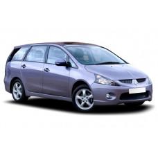 Sonnenschutz Blenden für Mitsubishi Grandis 5 Türen 2004-2011