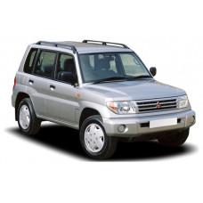 Sonnenschutz Blenden für Mitsubishi Pinin 5 Türen 2000-2006
