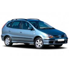 Sonnenschutz Blenden für Nissan Almera Tino 5 Türen 2000-2003