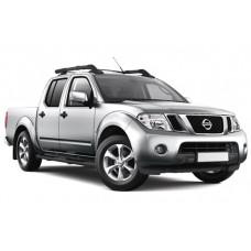 Sonnenschutz Blenden für Nissan Navara Double Cab 2007-2013