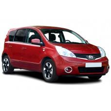 Sonnenschutz Blenden für Nissan Note (E11) 5 Türen 2006-2012