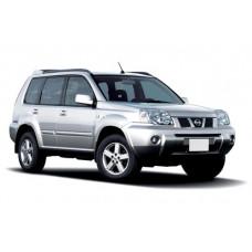 Sonnenschutz Blenden für Nissan X-Trail 5 Türen 2001-2007